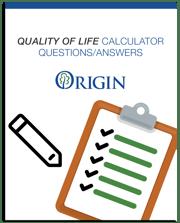 Quality of Life Calculator_Origin